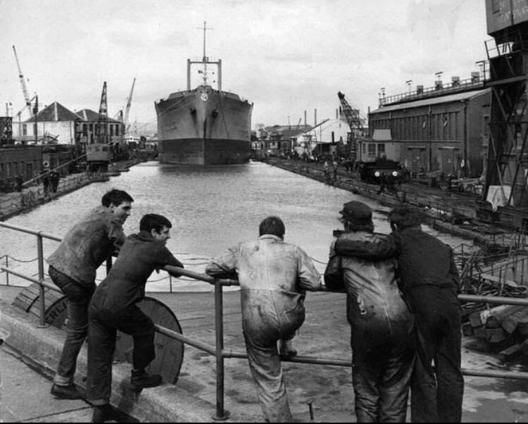 Old Cardiff Bay