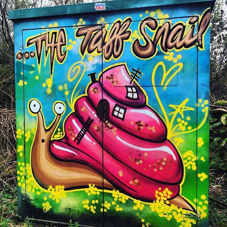 Taff Snail