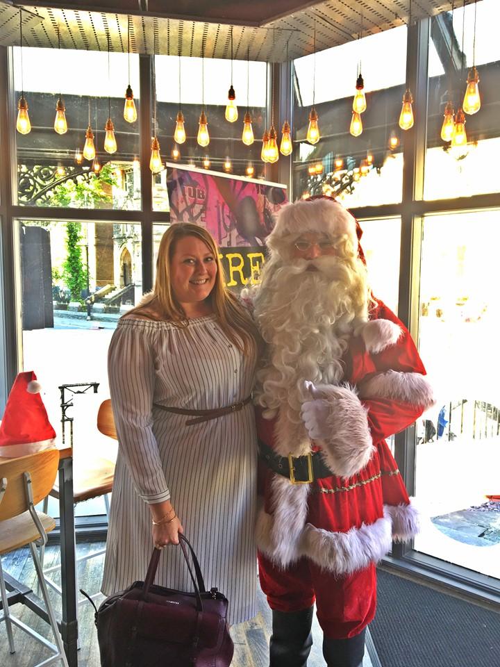 Christmas in July Santa 2019