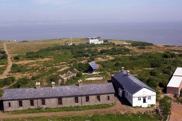 Flat Holm Barracks
