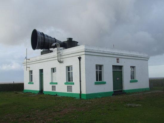 Flat Holm Fog Horn