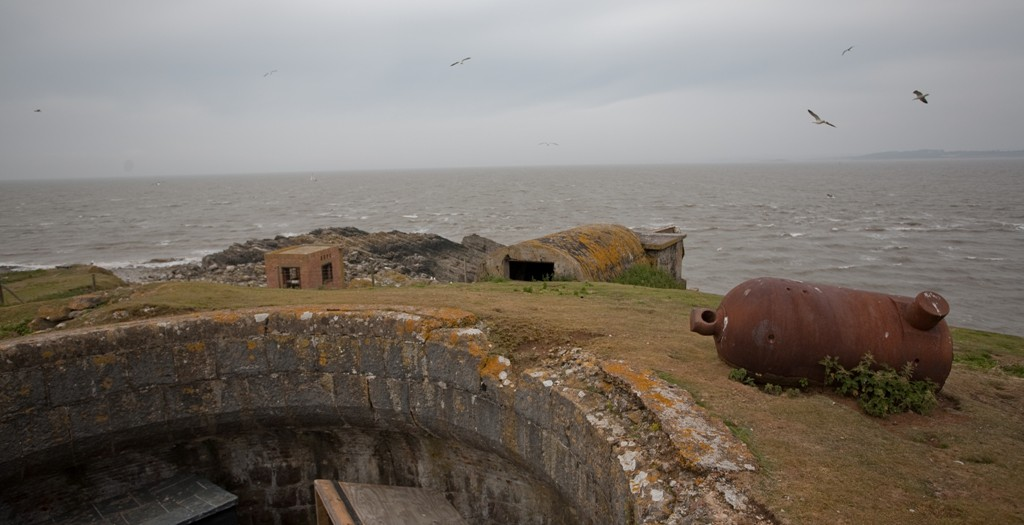 Flat Holm World War 2