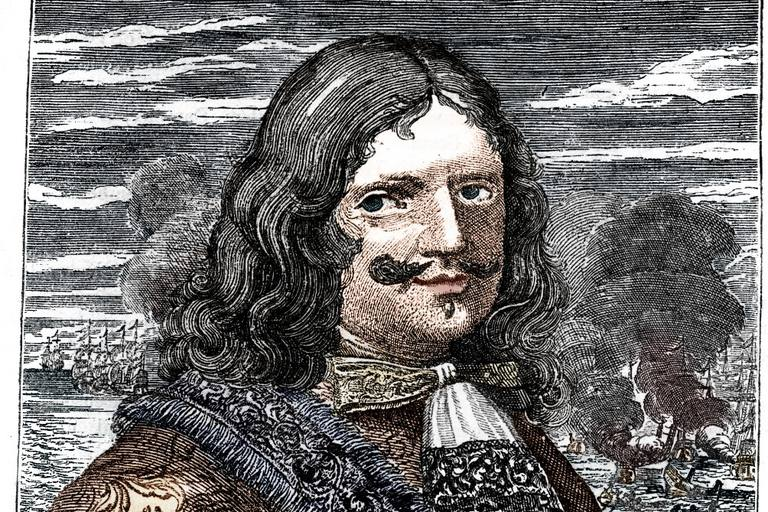 Sir Henry Morgan known as Captain Morgan