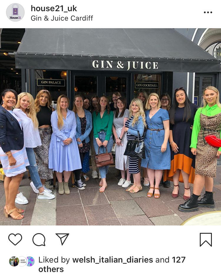 House 21 Instagram