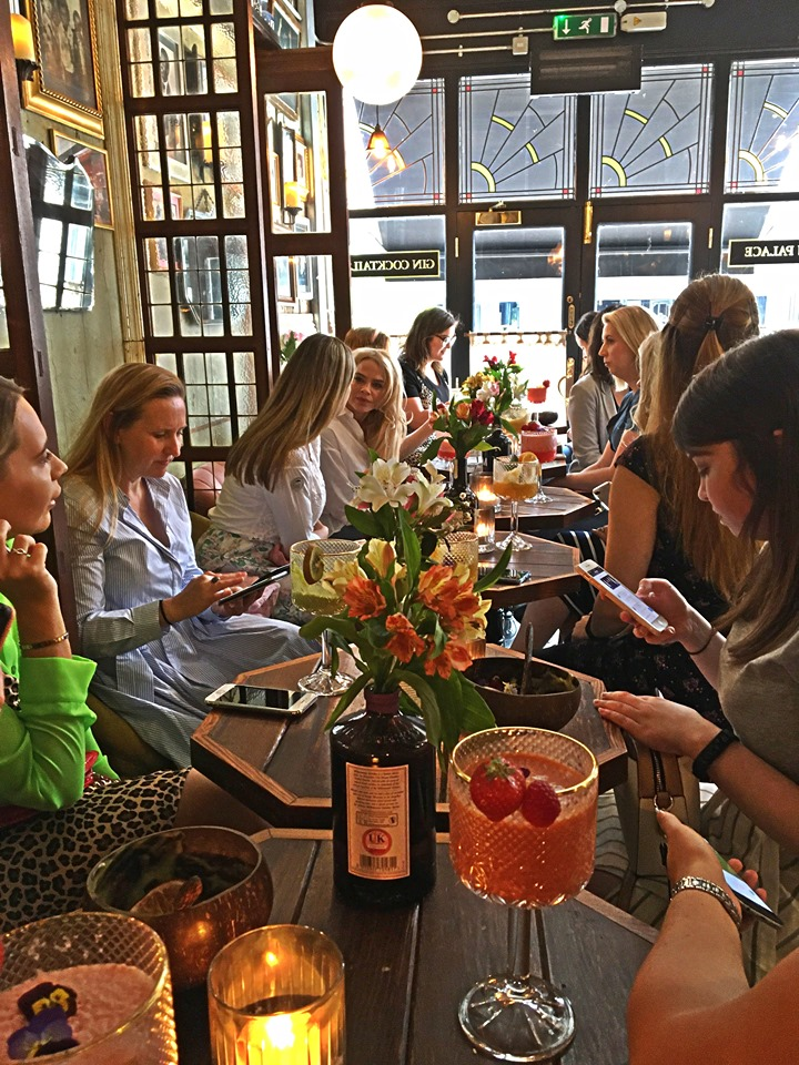House 21 Gin and Juice Cardiff Bloggers