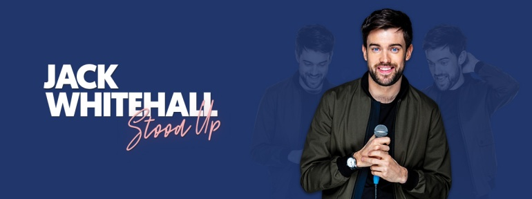 Jack Whitehall: Stood Up Tour at the Motorpoint Arena in Cardiff