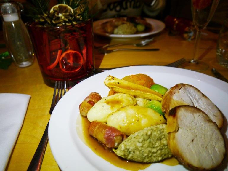 Cardiff Christmas Restaurant Festive Lunch 2