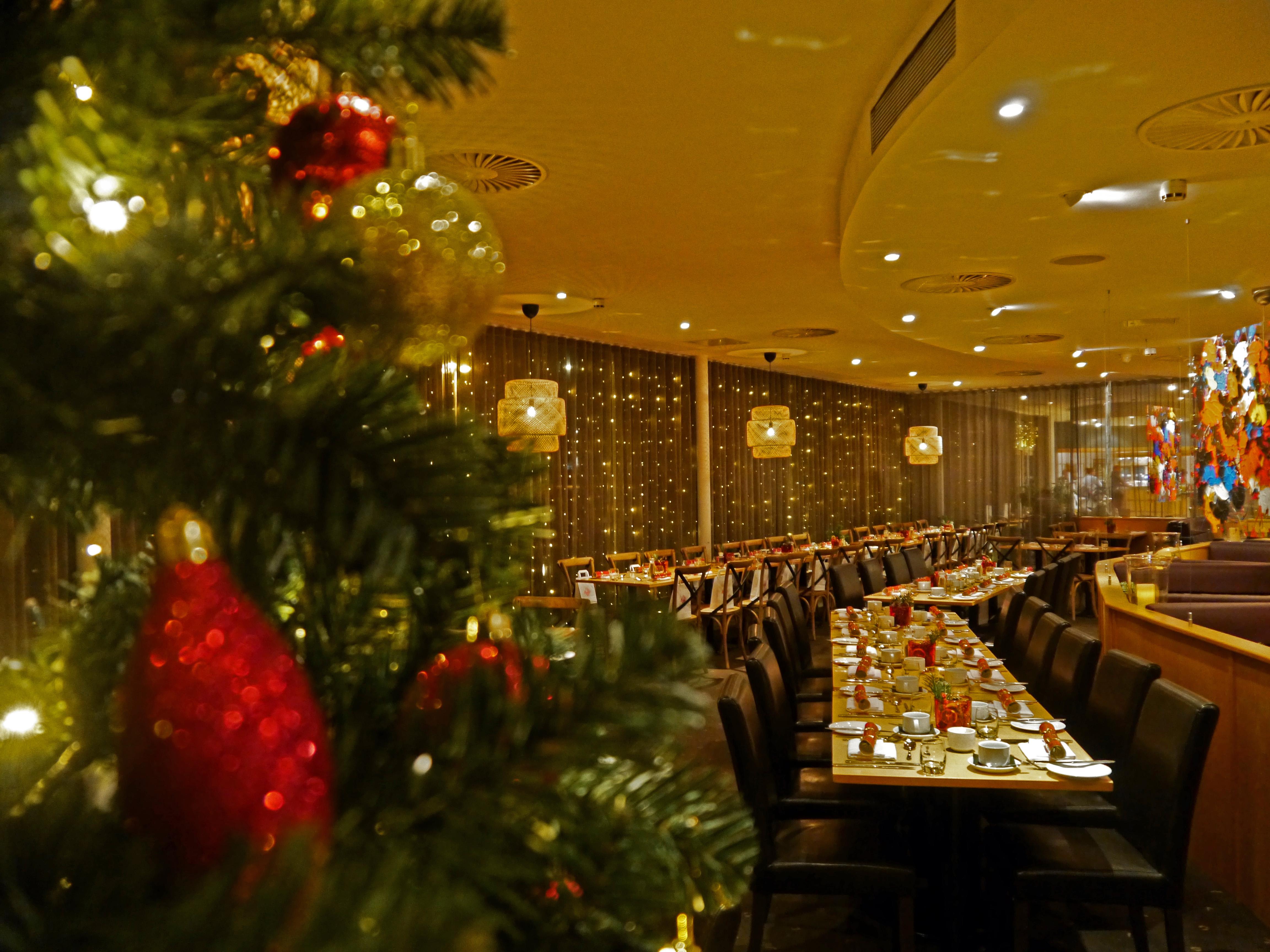 Cardiff Christmas Restaurant