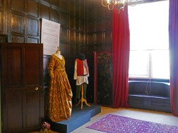 Tredegar House traditional dress