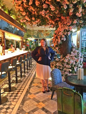 At The Ivy Cardiff