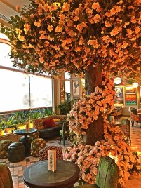 The Ivy Cardiff an Instagrammable Location