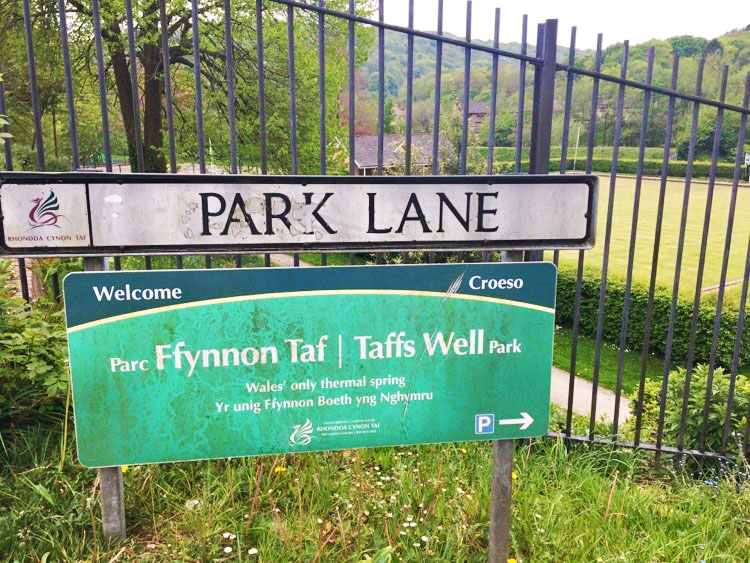 Taffs Well Park